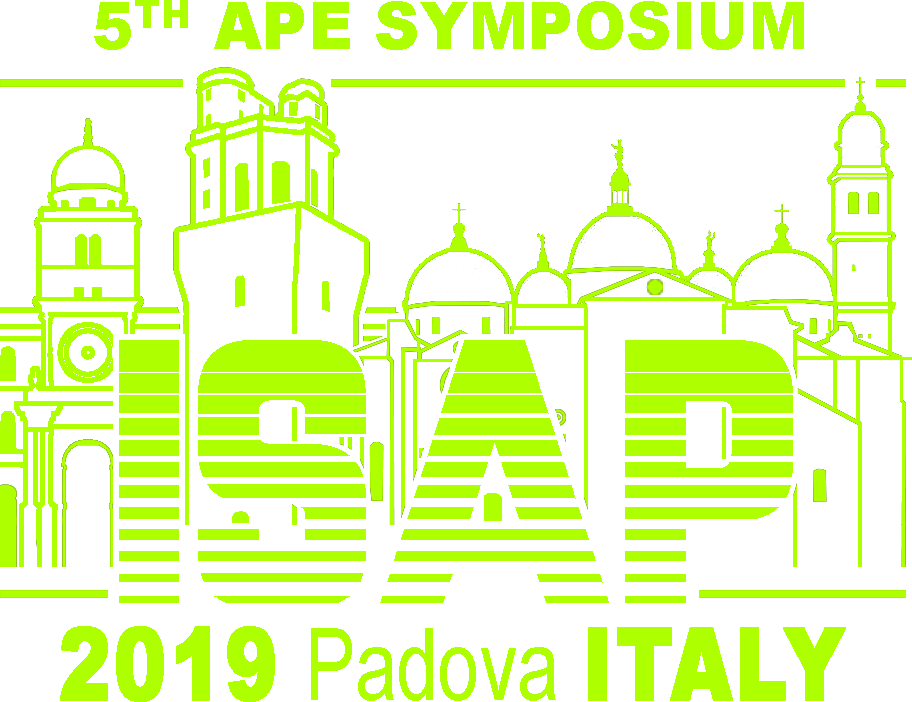 ISAP APE 2019 Conference Logo